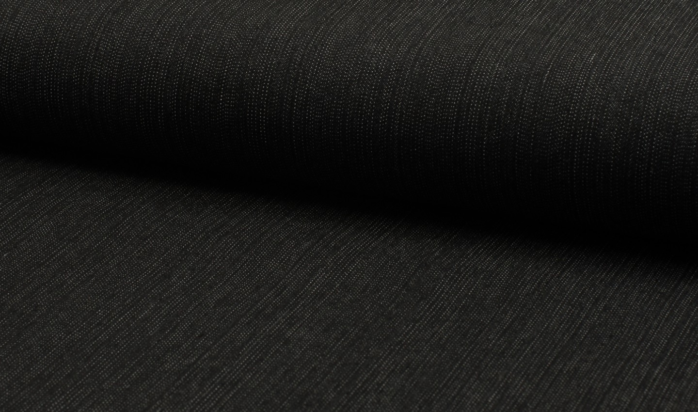 852409a1734e Strečová riflovina - černá