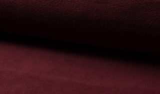 Lambskin fleece - bordo